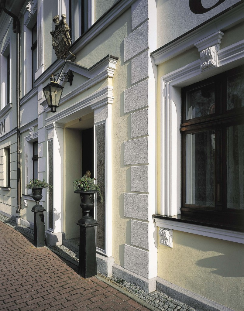 Haus Fassaden gestalten
