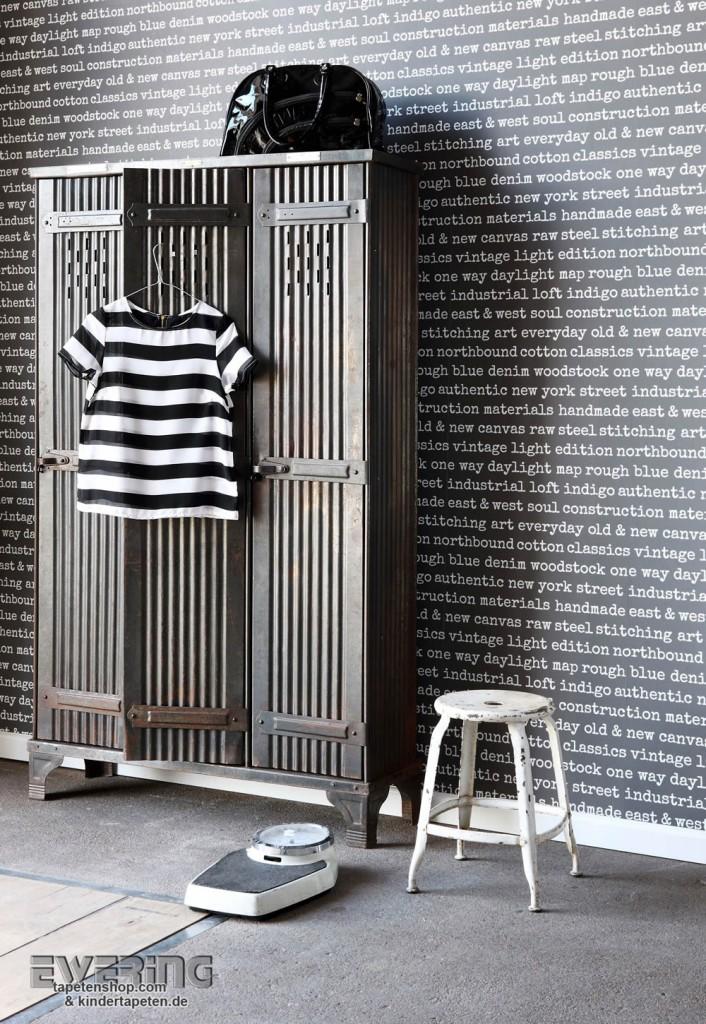 Tapetenkollektion Denim & Co. von Rasch Textil – stylische Tapeten ...