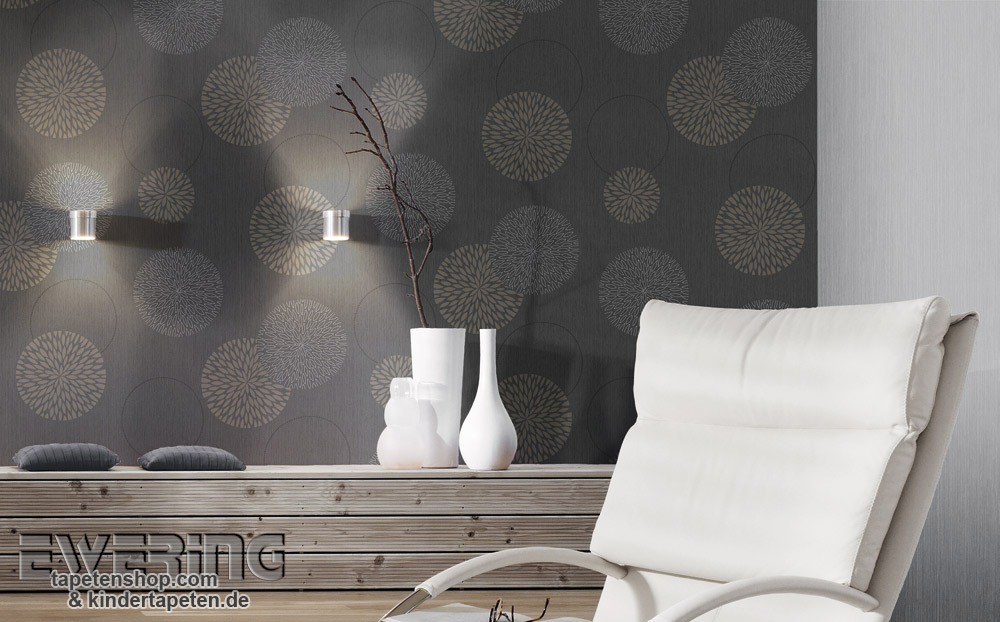 Elegante tapeten verbunden mit nat rlichkeit spot 2 as for Moderne tapeten schlafzimmer