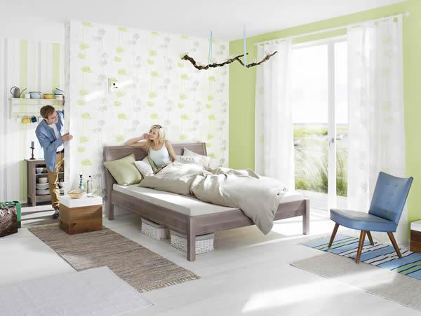 Rasch Home Vision – wohnliche Vliestapeten für Schlafzimmer und ...