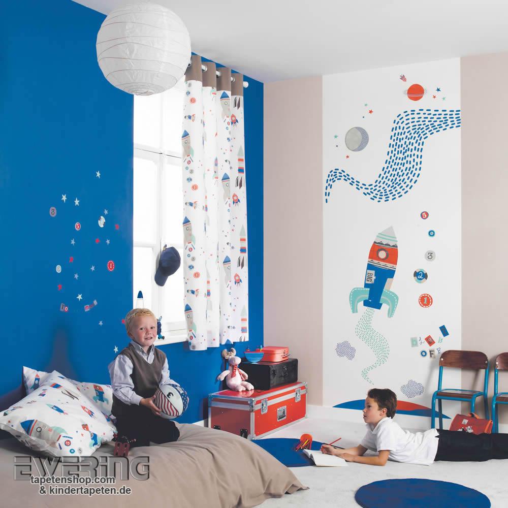 Bunter tapeten mix f rs kinderzimmer happy world casadeco ewering blog - Decoracion en paredes para ninos ...