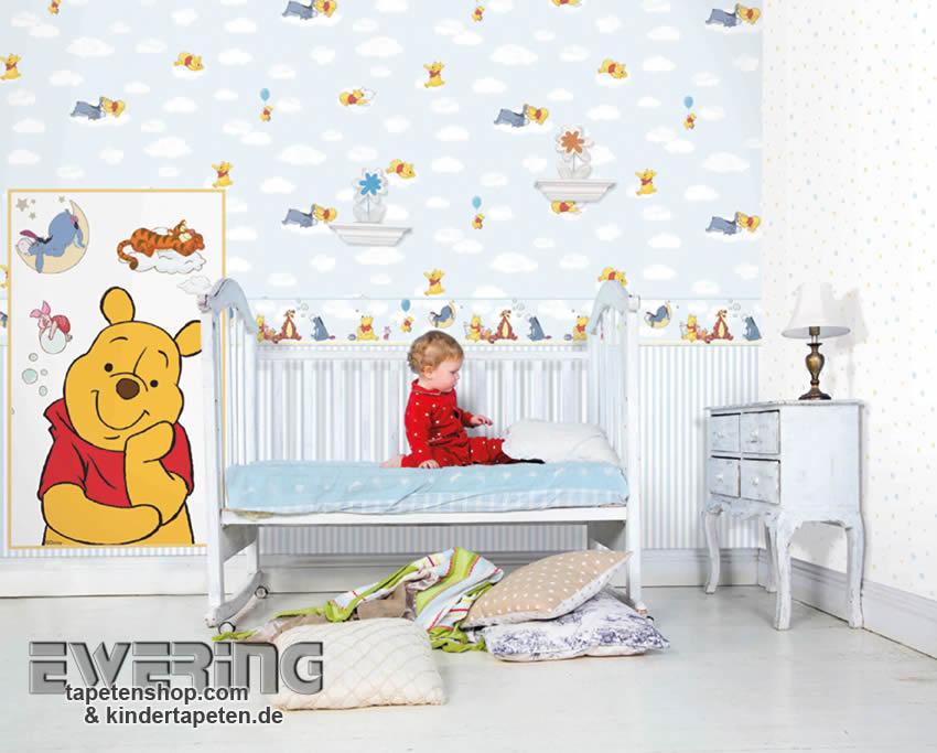 Winnie Pooh Und Seine Freunde Von Rasch Textil