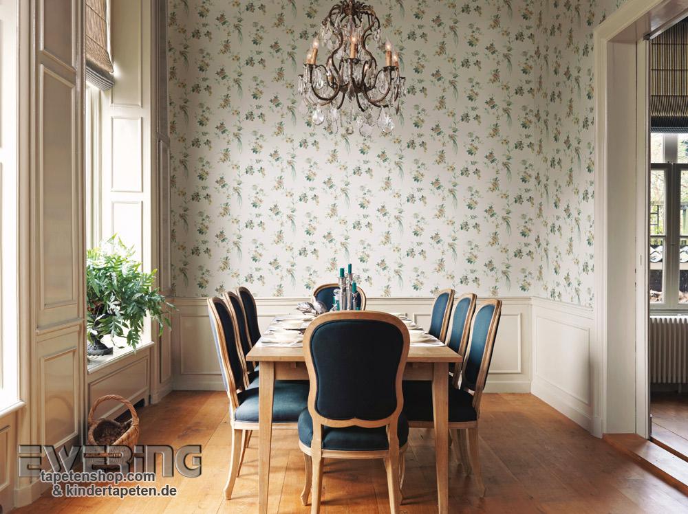 Sophie charlotte wohnzimmer tapeten mit eleganten for Farbvarianten wohnzimmer