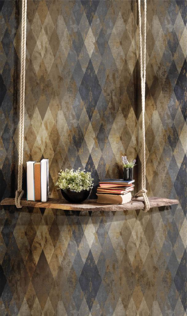 Rasch Textil – Ambrosia: Gedeckte Farben und vielfältige, stilvolle ...