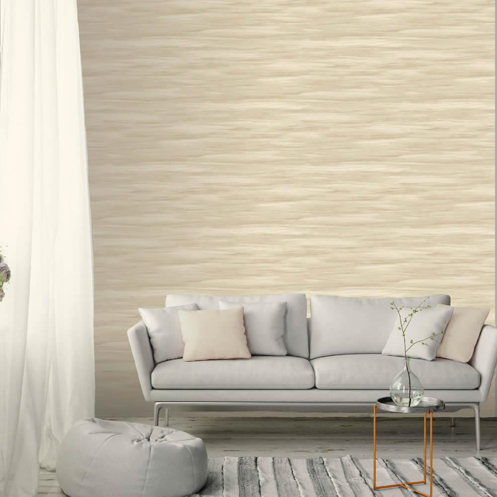 Mustertapete beige sand Rasch Textil Capri
